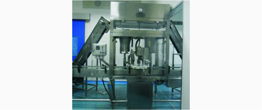 Bottle Capping Machine with HEPA Filter_06
